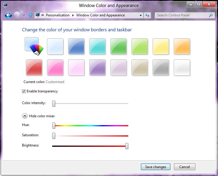 Themes Windows Workstation