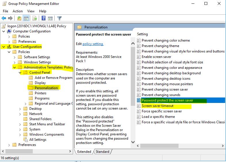 Gpo To Adjust Windows 10 Desktop Experience