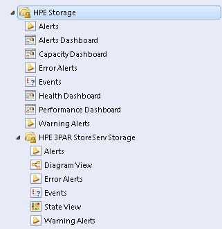 SCOM 2016 integration with HPE 3PAR(unable to connect HP oneview via