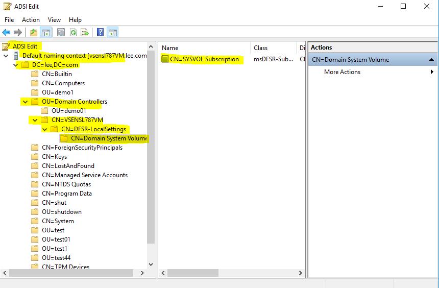 Installing adsi edit in windows server 2003 jesin's blog.