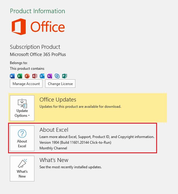 Excel offline files (Folder remap)