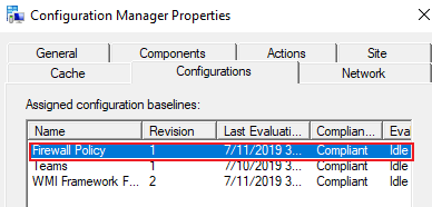 SCCM Endpoint protection on Window 10