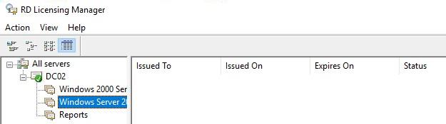 Fórum Remote Desktop Services (Terminal Services)