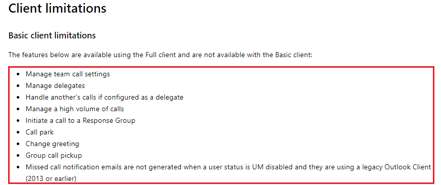 Skype for Business Server Licensing (Server and Client)
