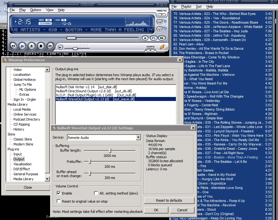 RDP audio issues with Windows Server 2008