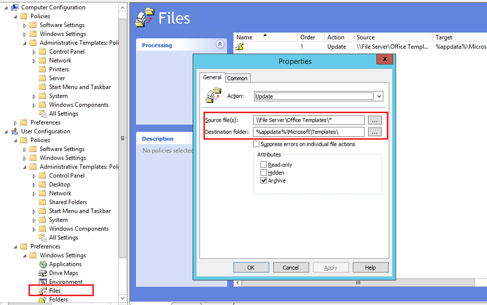 How To Add Powerpoint Templates Via Gpo