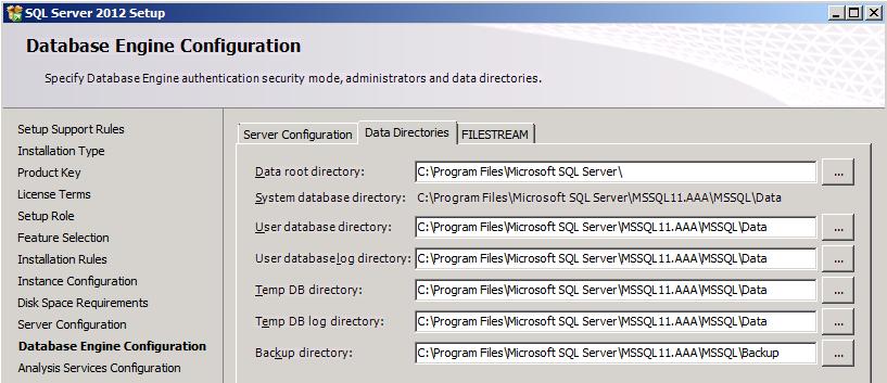 Microsoft sql server 2012 reporting services