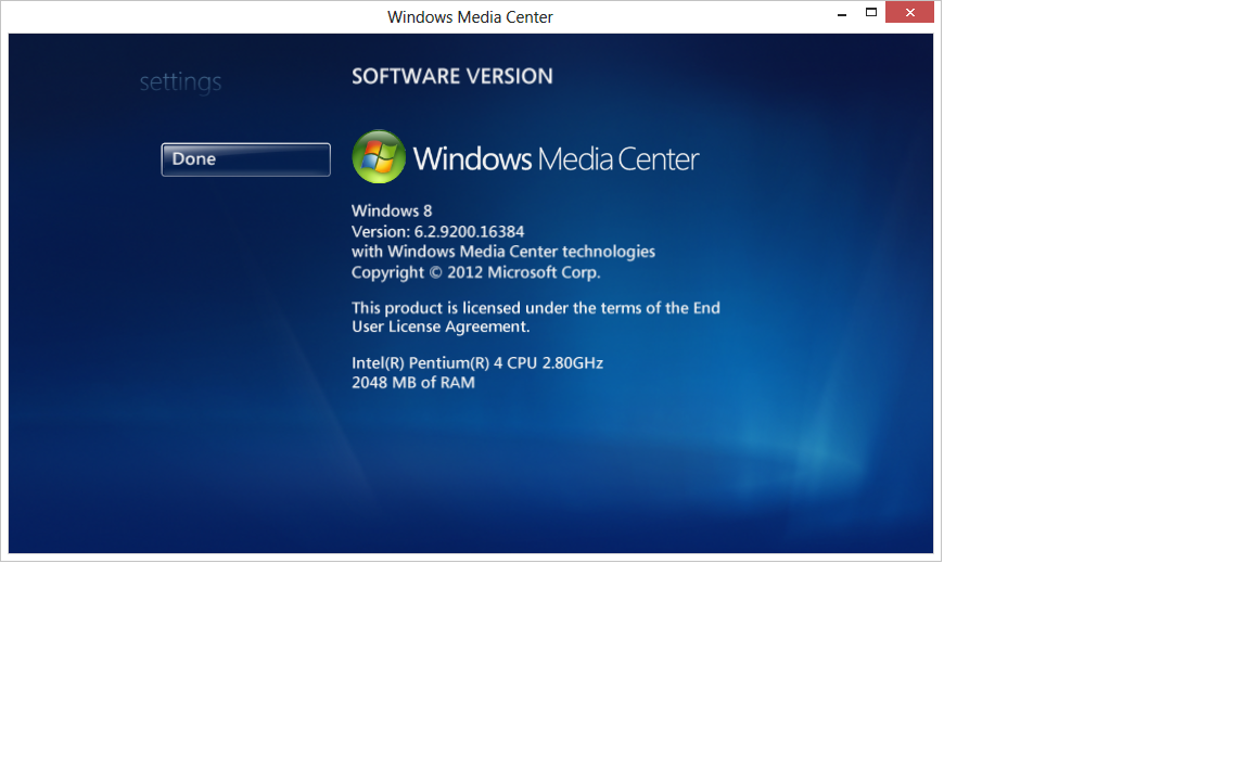 win 8 pro with media center activation key