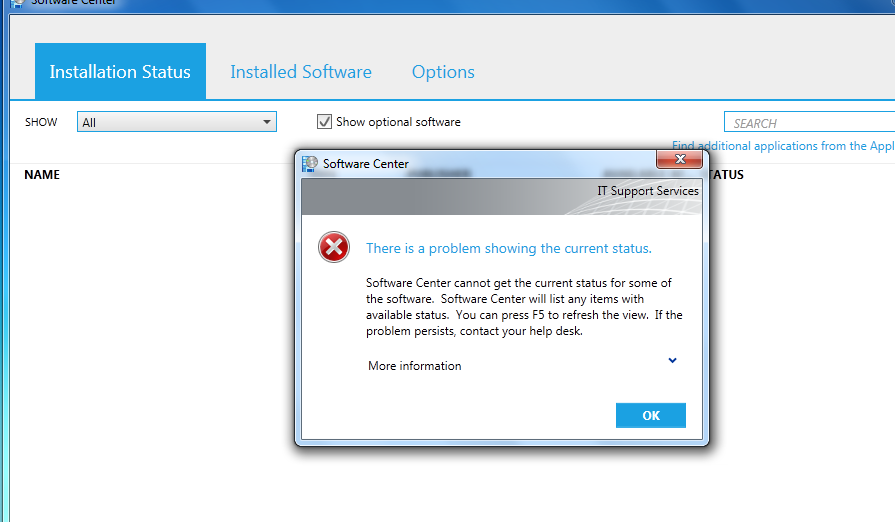 how to use software center windows 10