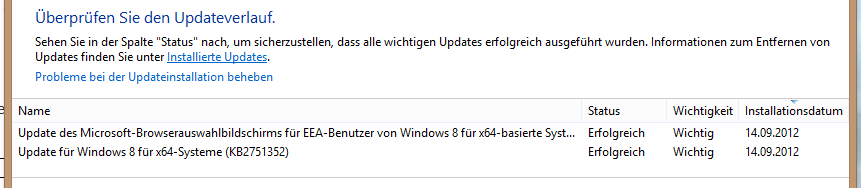 Updates...