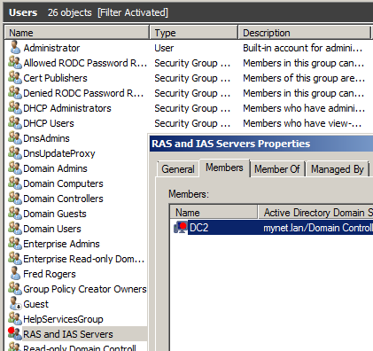 Eap root cause string network authentication failed due to a dc2 dc dns dhcp nps and ca server is member of rasias servers group yadclub Gallery