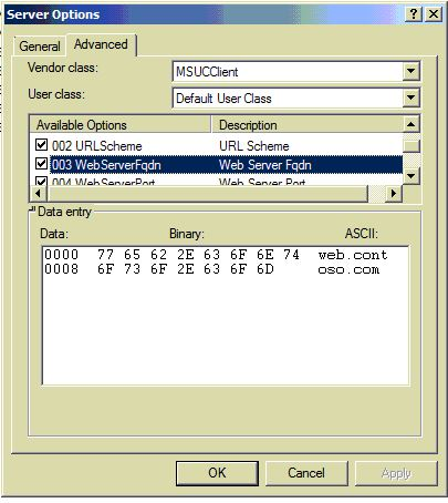 Lync 2010:DHCP option 43 keeps changing