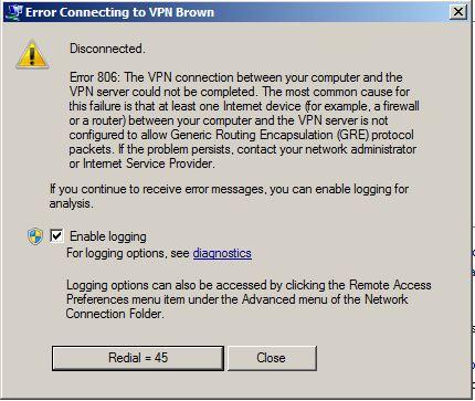 How To Fix VPN Error 619 (error 619 vpn)
