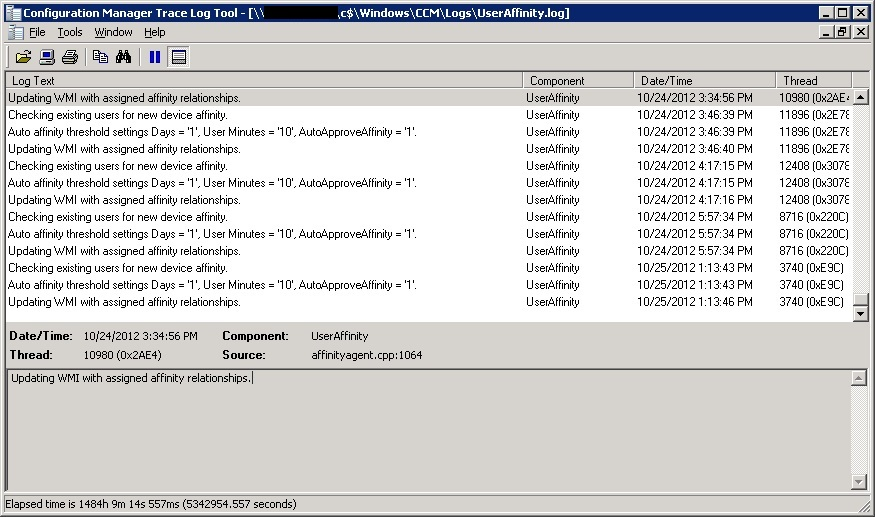 Configuration Manager 2012 - Application Management forum