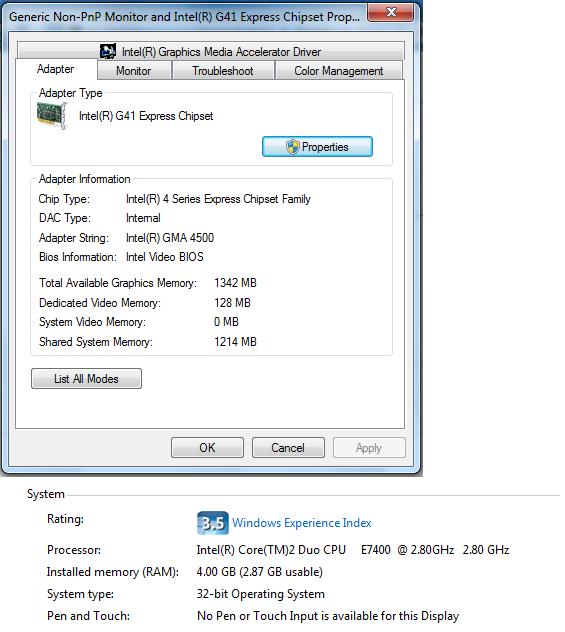 Intel g41 драйвер скачать