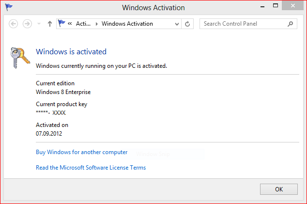 product key add features to windows 8