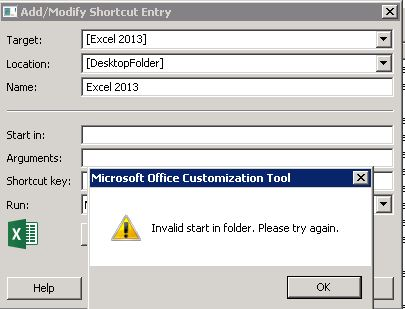 Things I'm bound to forget: Office Customisation Tool Adding