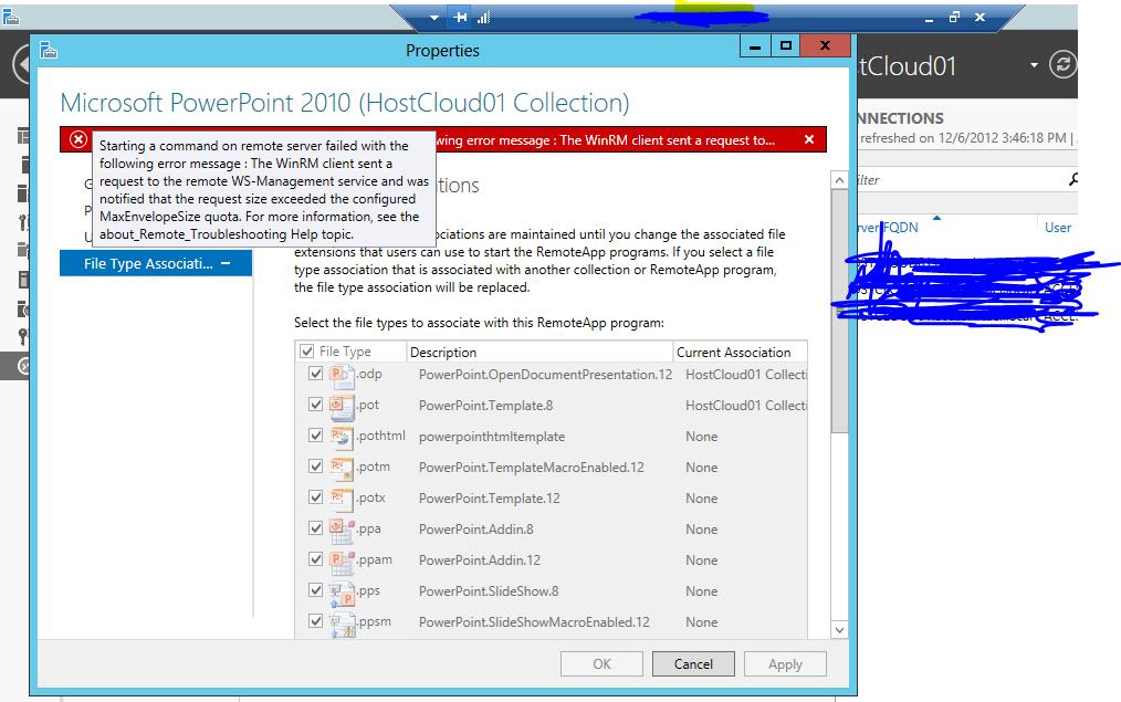 Citrix XenApp 7x on Windows Server 2012 or 2012 R2