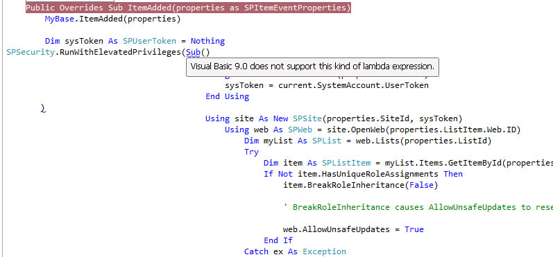 How to execute code under sharepointsystem Execute c code