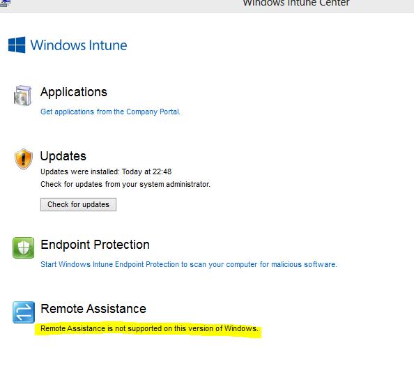 Windows 8 Remote Assistance (Network Steve Forum)