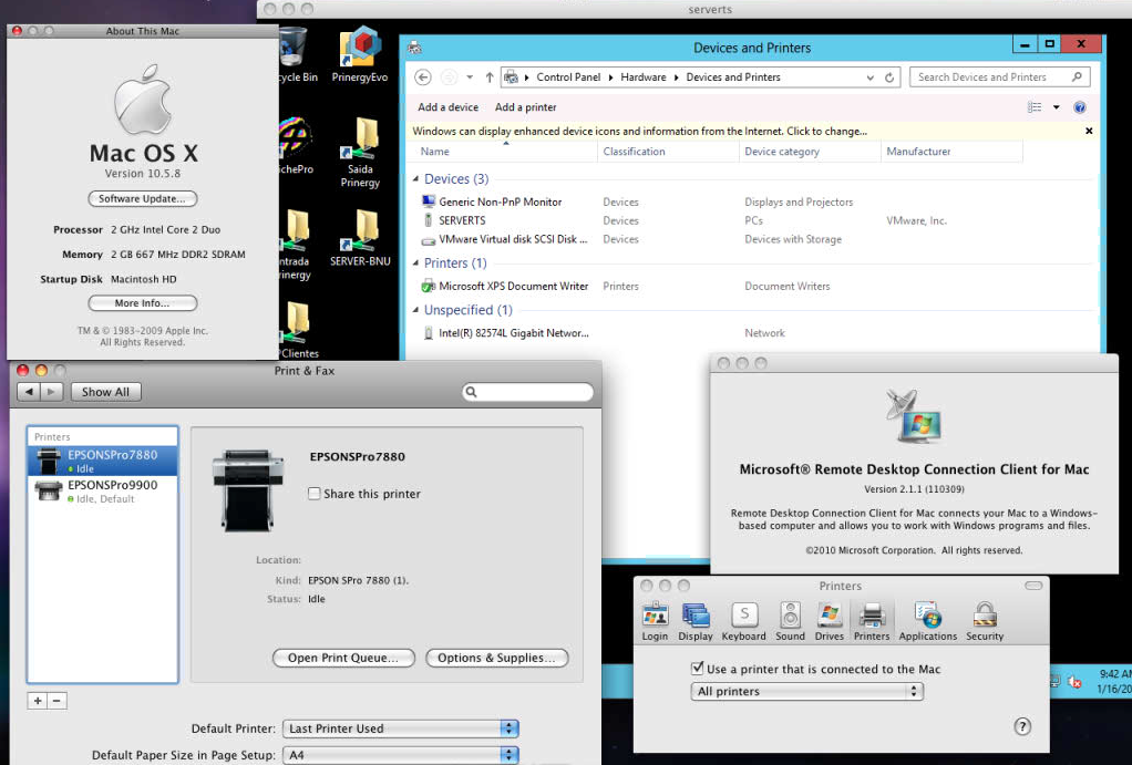 Remote Desktop Windows For Mac Os X