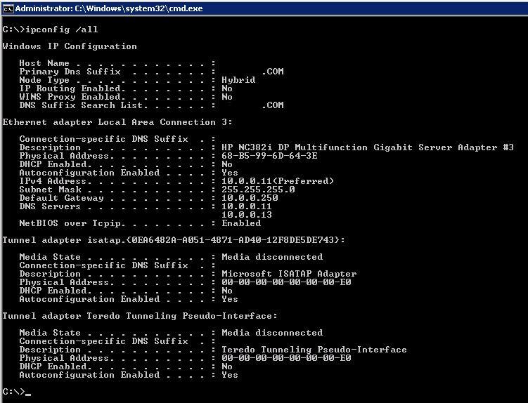how to change ip address in windows 8 using cmd