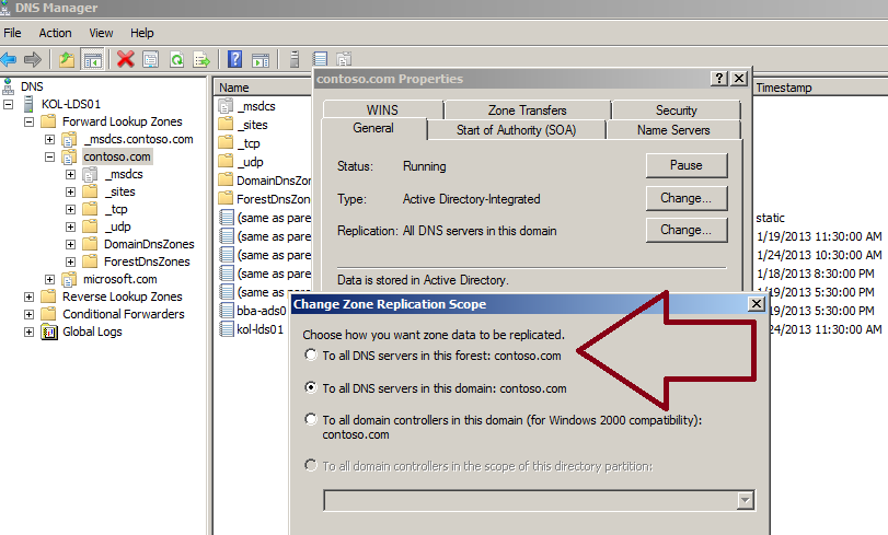 how to create domain in windows server 2008 pdf