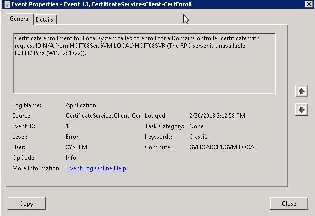 certificateservicesclient autoenrollment