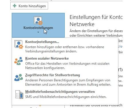 outlook 2013 offline adressbuch