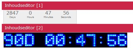 SharePoint 2010 Content Editor: Count Down Timer with Days/hours