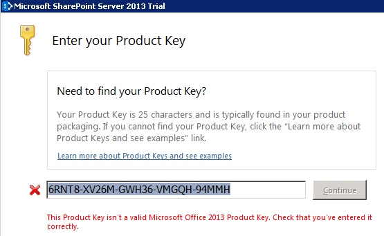 how to find your office 2013 license key