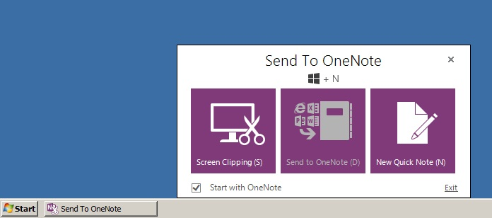 OneNote 2013 disable signin screen, send to one note clipping, and ...: https://social.technet.microsoft.com/Forums/office/en-US/5b6aef85-6f3b-4f16-943d-a39b0e577236/onenote-2013-disable-signin-screen-send-to-one-note-clipping-and-autoadd-to-startup?forum=officeitpro