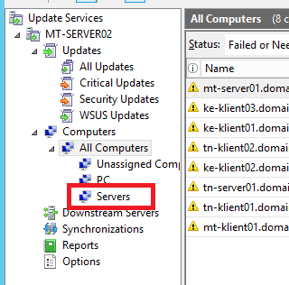 how to open my windows server to clients