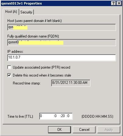 how to delete smdr record