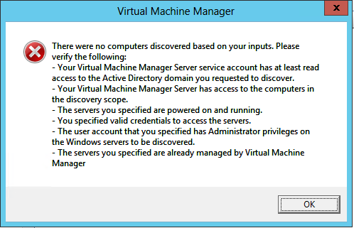 Virtual Machine Manager – Setup forum