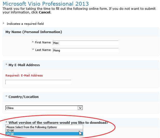 Visio 2013 32 bit trial download