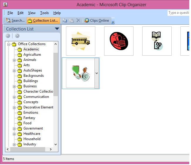 Microsoft Clip Organizer Download Free - Best Software Free Download