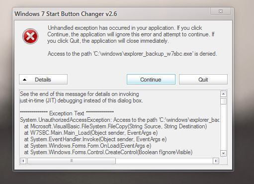 Windows won't allow me to take ownership of system files!
