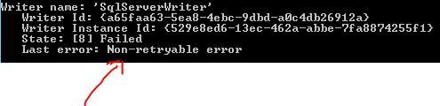 Windows Server Backup May Fail Because of the SQL VSS Writer