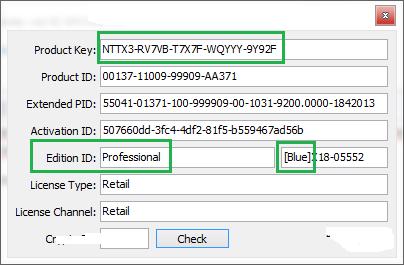 keygen windows 8.1 pro