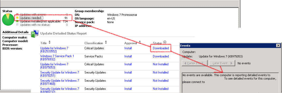 How Uninstall Wsus manually