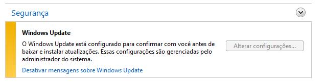 Mensagem Windows