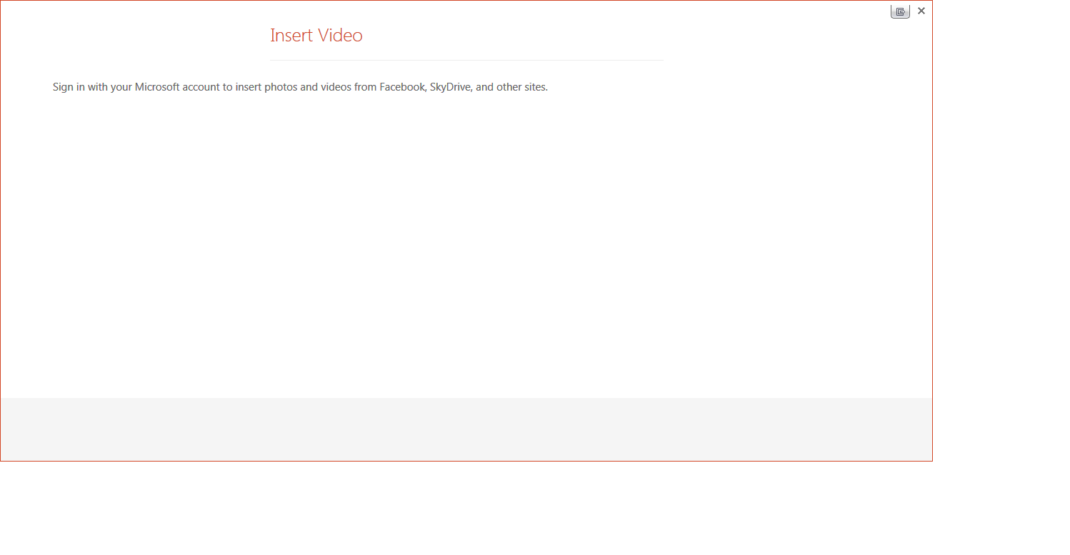 Hello Youtube Videos Currently Not Working In Powerpoint