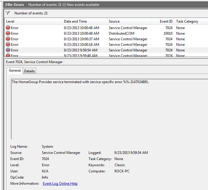 DistributedCOM Errors Event ID 10016