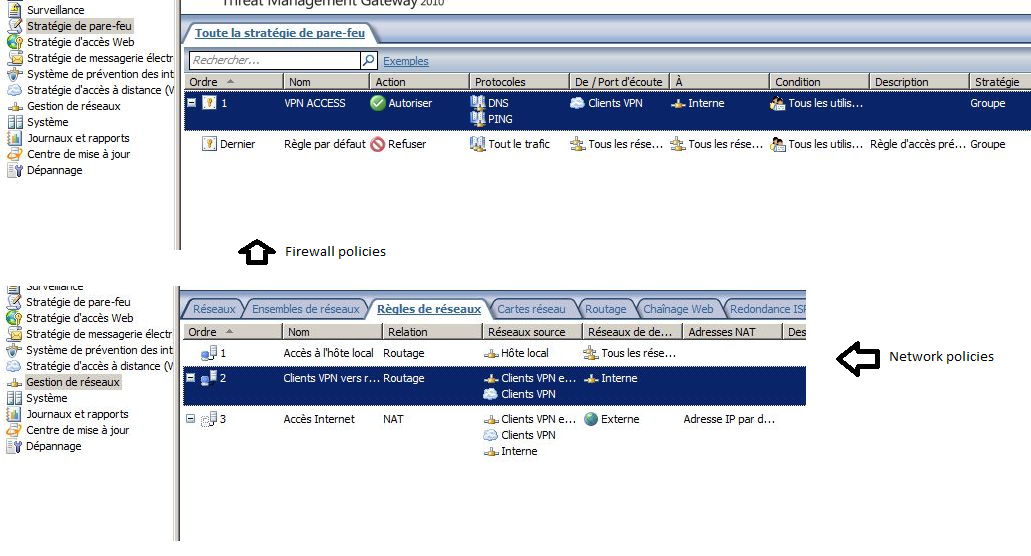 I Add The Following Screenshots Which Are Related To Firewall Rules And Network Policies