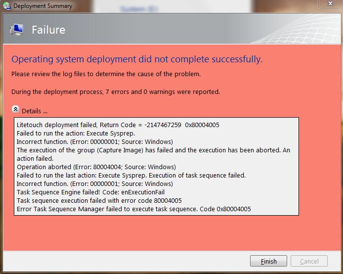 Microsoft Deployment Toolkit forum