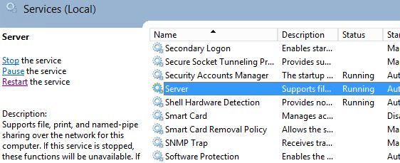 Server 2012 R2 File Server Stops Responding to SMB Connections