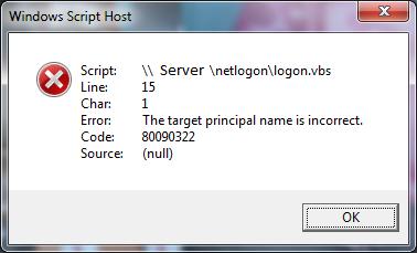 Windows script host ошибка 80070002 - 35ddb