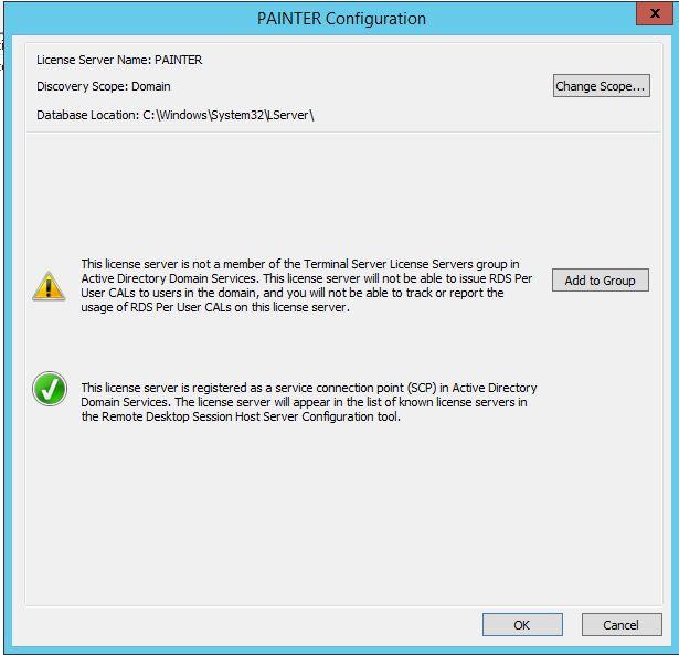 Download no remote desktop license server is available