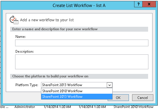 Not able to import visio 2013 workflow in sharepoint designer 2013